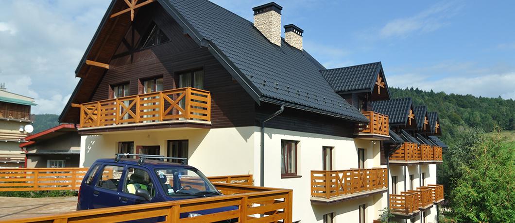 Hotel Orlik w Krynicy - oferta na majówkę